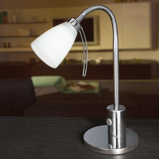 Как сделать настольный светильник в домашних условиях 285